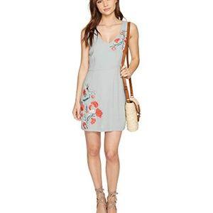 NWT BB Dakota Tullie Embroidered Dress